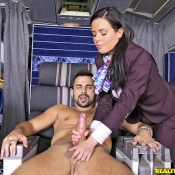 Are mistaken. Flight attendant cfnm apologise